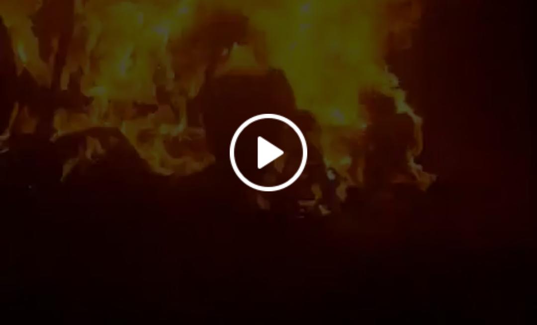 خرق حظر التجوال بالإسماعيلية لحرق اللنبي