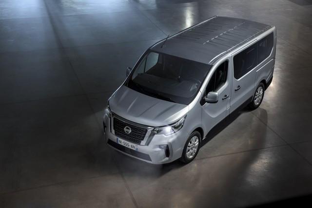 Le Nissan NV300 Combi Fait Peau Neuve New-NV300-Combi-Static-packshot-11-1200x800