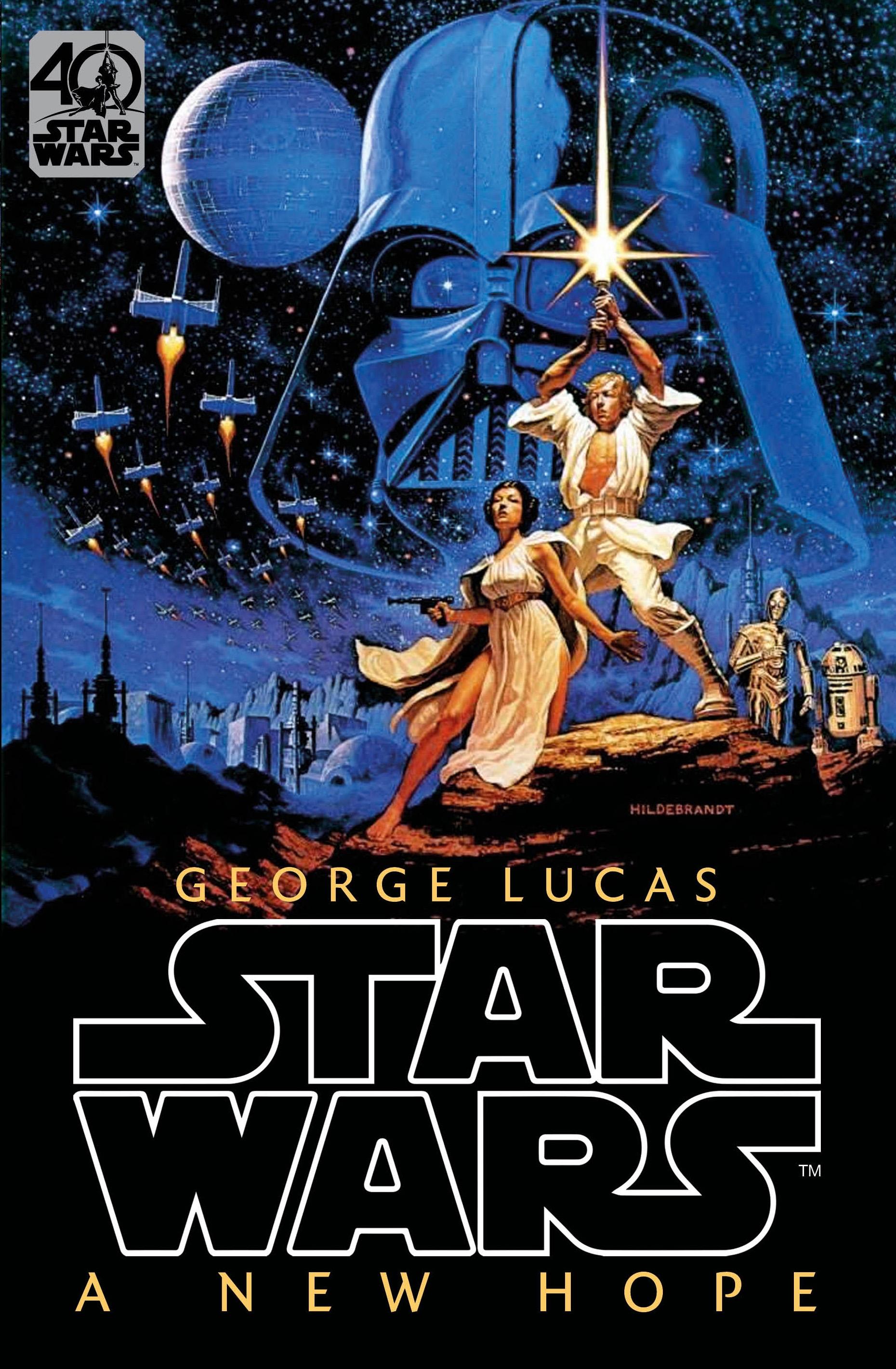 ვარსკვლავური ომები: ეპიზოდი 4 STAR WARS: EPISODE IV - A NEW HOPE