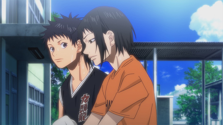 Download Ahiru no Sora Episode 45 Subtitle Indonesia