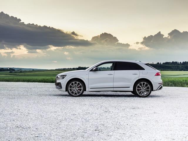 Nouvelle Audi Q8 TFSI e : ouverture des commandes de la nouvelle motorisation hybride rechargeable A207004-medium