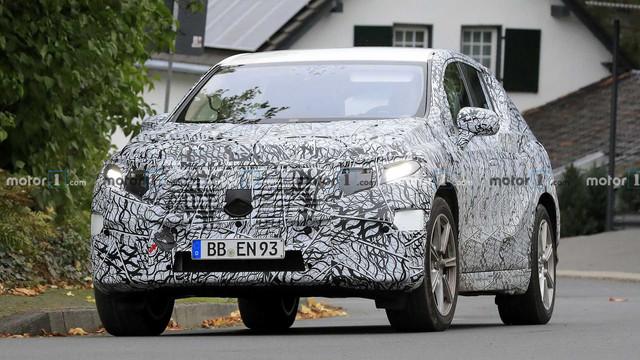 2022 - [Mercedes-Benz] EQS SUV - Page 2 22-F415-D2-E23-A-472-E-B88-B-15154-C12269-A