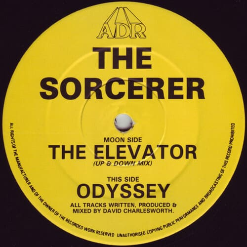 Download The Sorcerer - The Elevator / Odyssey mp3