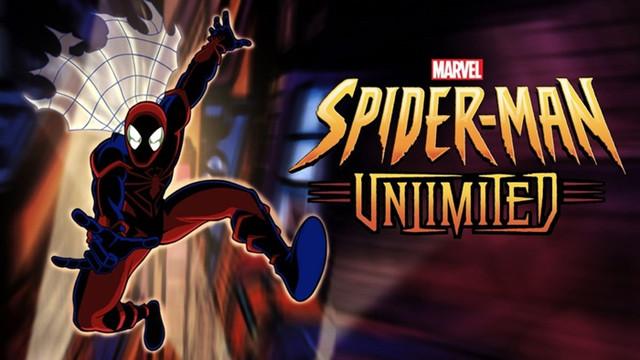 Spider-Man-Unlimited-disneyplus