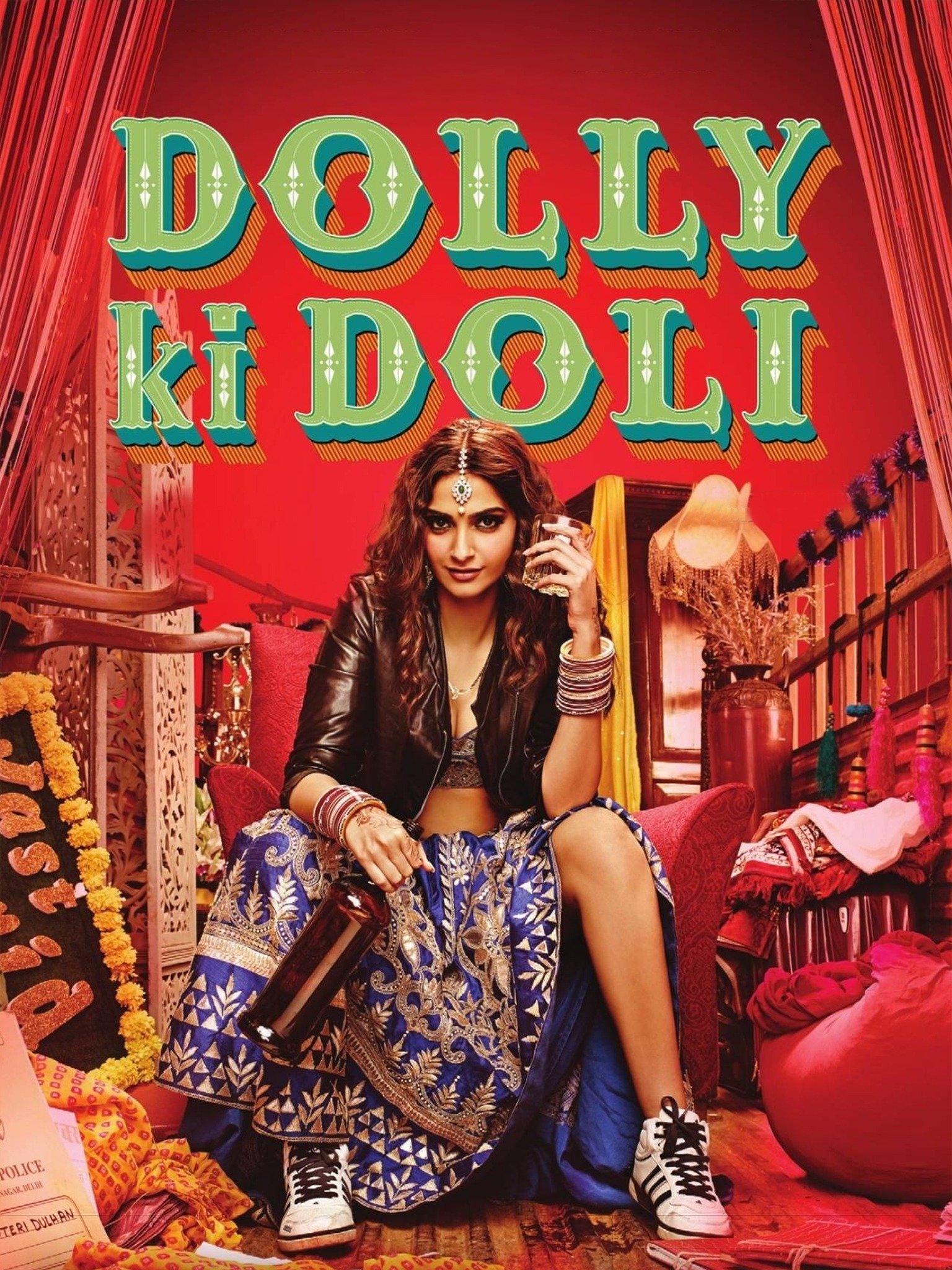 Dolly Ki Doli (2015) Hindi 480p WEB-DL x264 AAC 300MB ESub