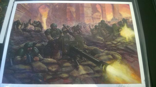 Galerie Daniel Maghen [originaux Warhammer Battle & 40K] 9