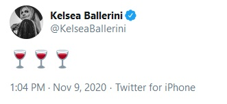 kelsea-tweet110920-wine