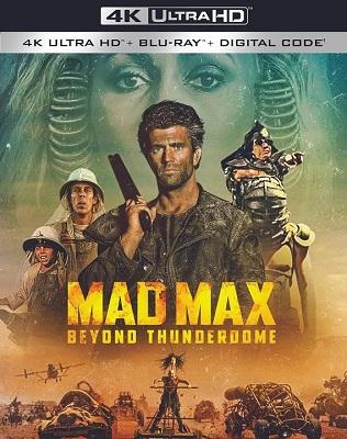 Mad Max 3 - Oltre La Sfera Del Tuono (1985) UHD 2160p WEBrip SDR10 HEVC AC3 ITA + DTS ENG - ItalyDownload