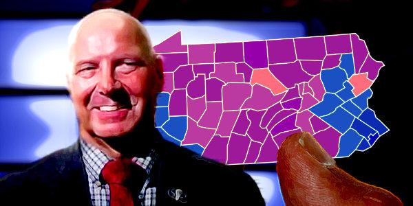 Pennsylvania Senator Doug Mastriano Prepares to Issue Subpoenas After Three Counties Reject Audit Requests…