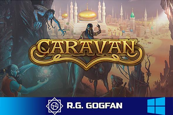 Caravan (Daedalic Entertainment) (ENG RUS MULTI10) [DL GOG] / [Windows]