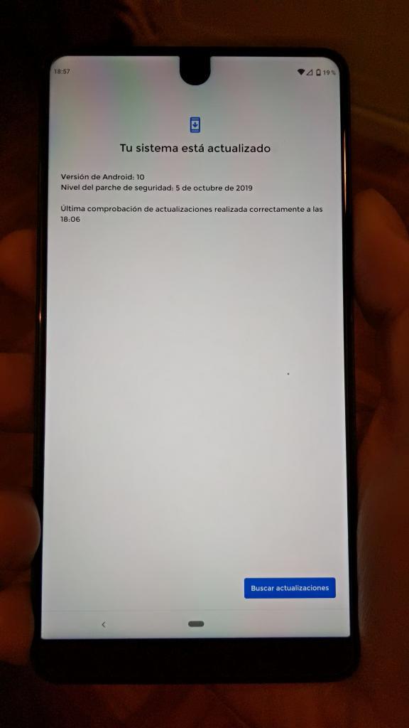 [VENDO] Essential Phone Negro (en perfecto estado).