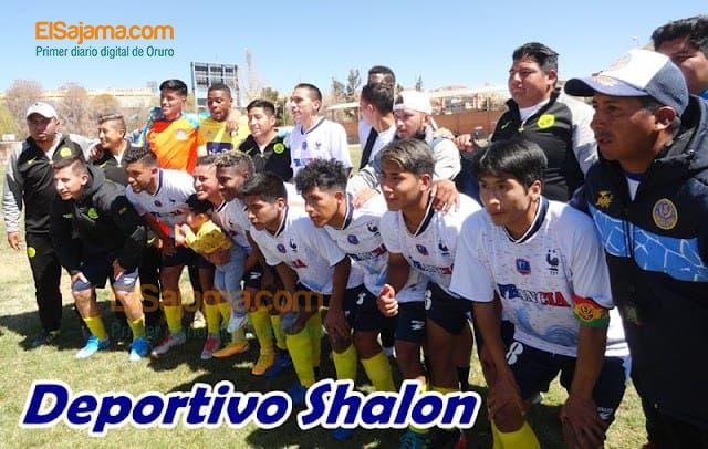 Deportivo-Shalon