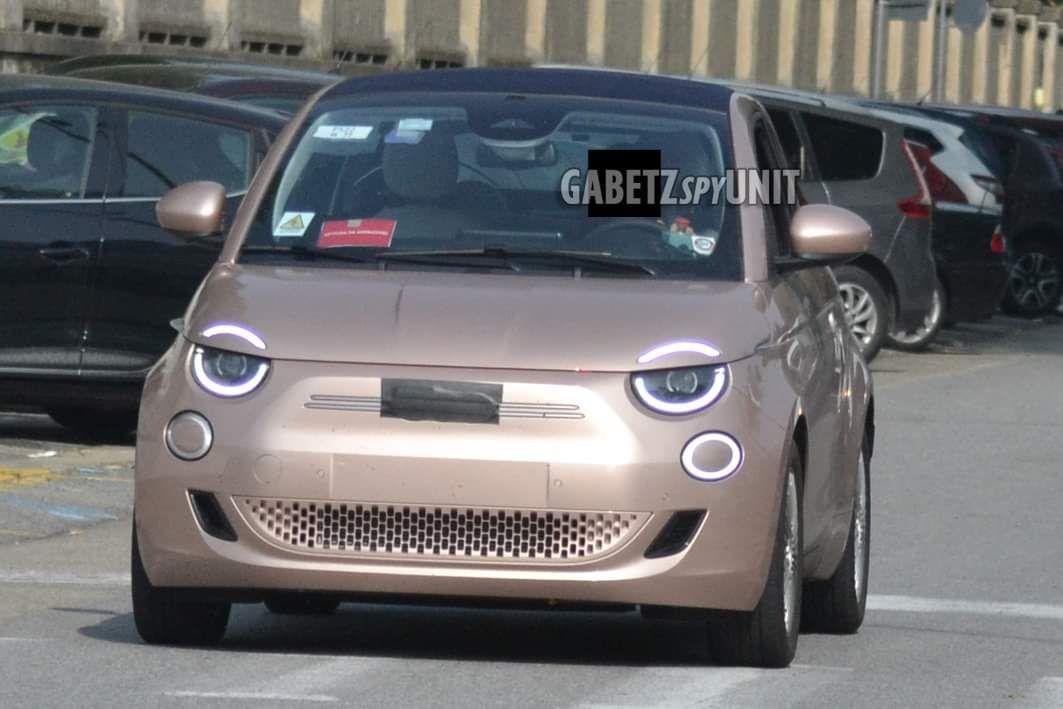 Fiat 500e (2020) 23