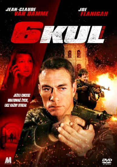 6 kul / Six Bullets (2012) PL.BRRip.XviD-GR4PE | Lektor PL