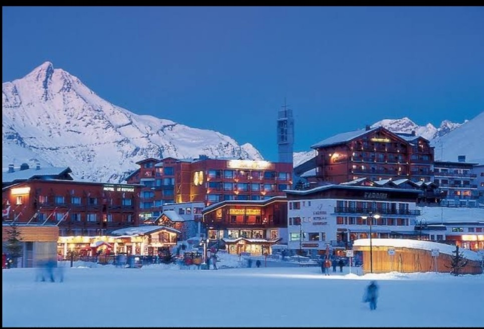 Val-d-Isere-France