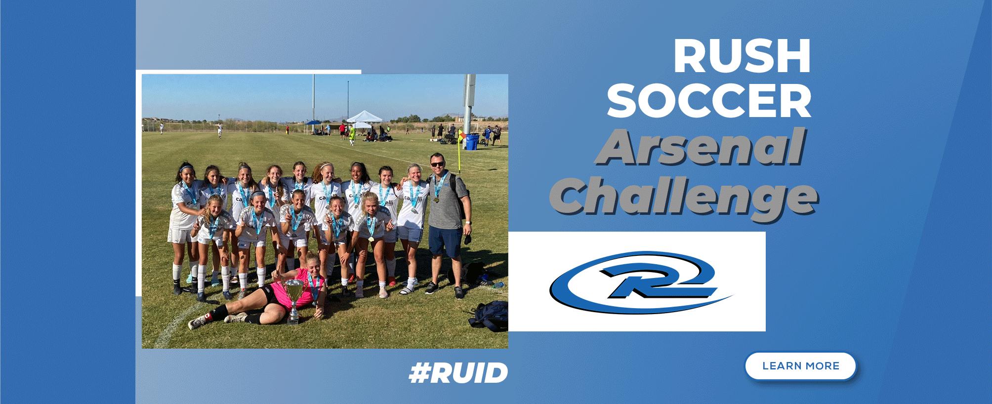 Rush-Soccer-Arsenal-Challenge