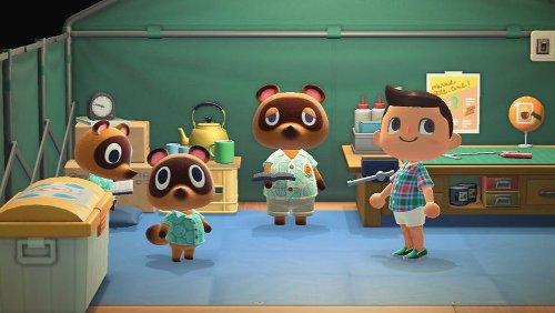 [ULASAN] Animal Crossing: New Horizons, Game Simulasi Kehidupan Tentang Dunia Ideal
