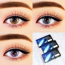 Fantasy-icon is a leading supplier of colored contacts for astigmatism in United States. We treat only branded products such as I-Contacts, INNOVISION, BS, MI, NEO COSMO etc. and all of our products are made through the strict quality control and inspection. Design your eyes with the dewy mystique Discover a stunning new look with our fantastic range of colored contact lenses. We have a great choice of colored contacts, from natural looking blue lenses. Check out our collection today! For More info:-https://fantasy-icon.com/