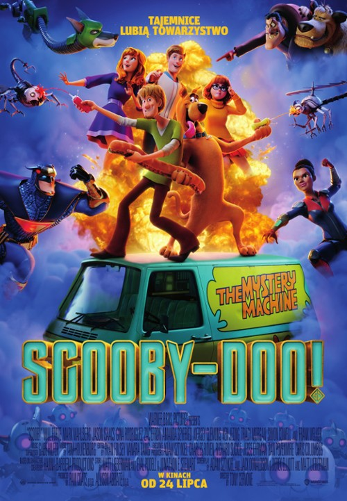 Scooby-Doo! / Scoob! (2020) PLDUB.720p.BluRay.x264.AC3-KiT / Dubbing PL