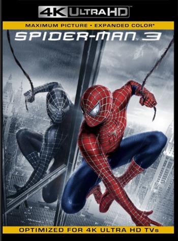 El Hombre Araña 3 (2007) BDRip [2160p 4K] Latino [GoogleDrive] [zgnrips]