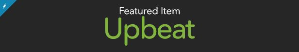 Upbeat - 3