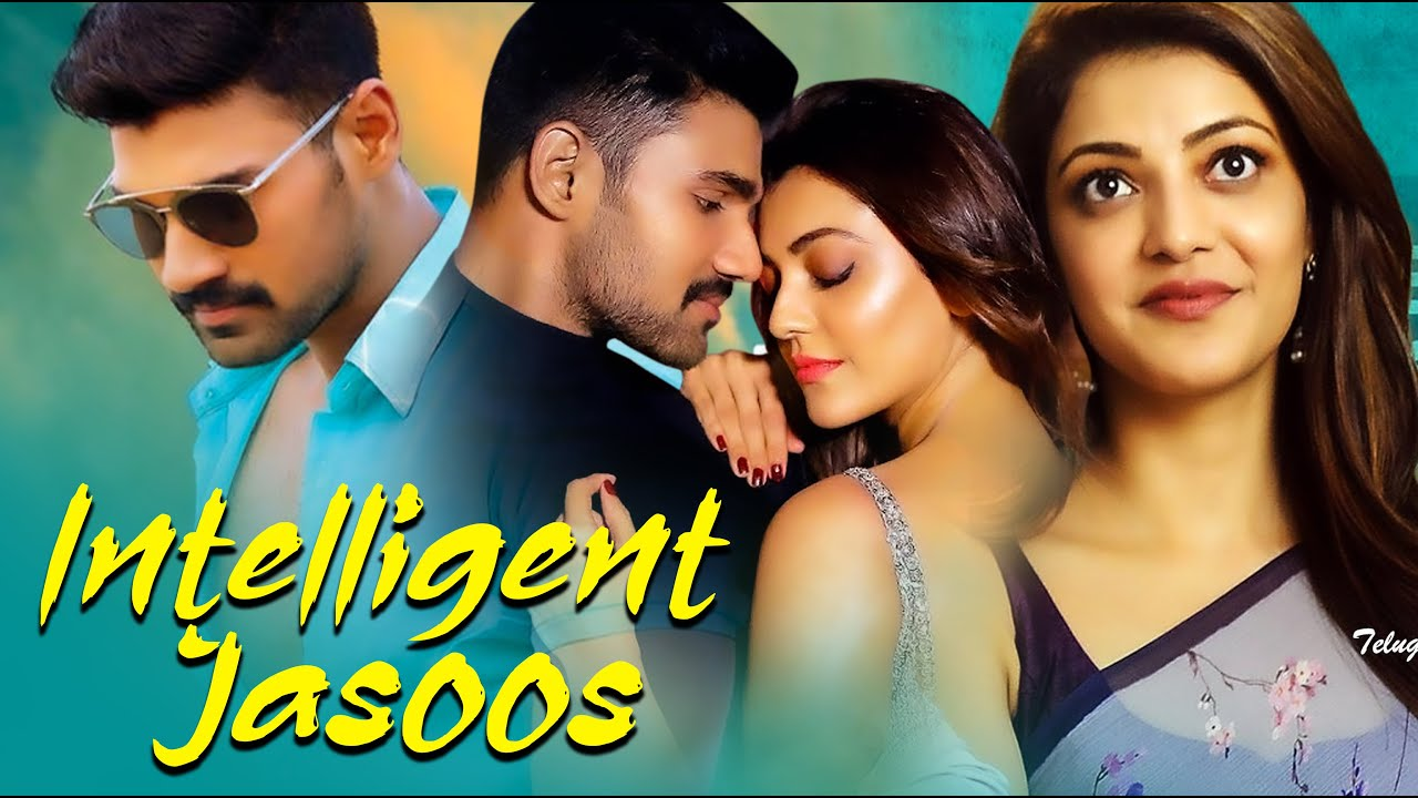Intelligent Jasoos 2021 New Released Hindi Dubbed Full Movie 720p HDRip 700MB x264 AAC