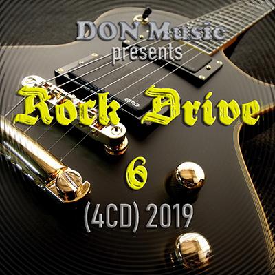VA -Rock Drive 6 – (2019) –