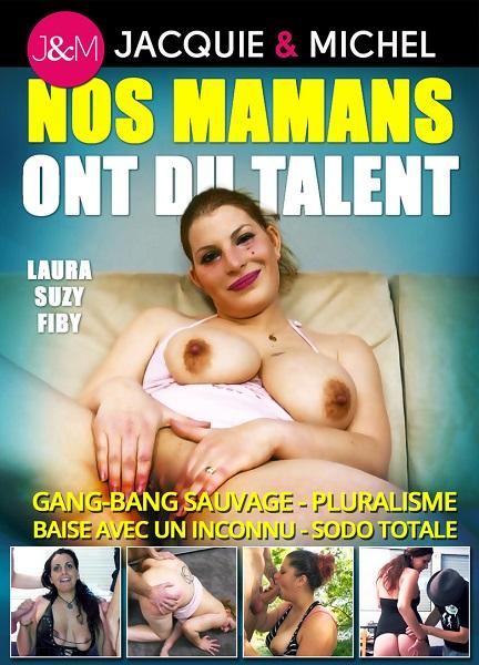 Nos mamans ont du talent / У наших мам есть талант (Maestro, Jacquie & Michel) [2019 г., MILF, Mature, Big Tits, Outdoor, Threesome, All Sex, DVDRip 404p]
