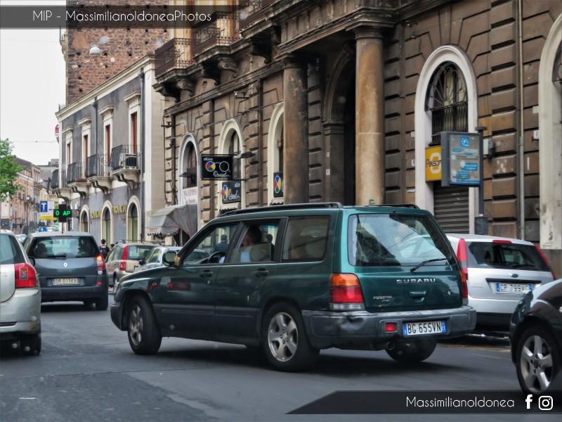 avvistamenti auto storiche - Pagina 20 Subaru-Forester-2-0-125cv-99-BG655-VN-102-000-14-3-2018