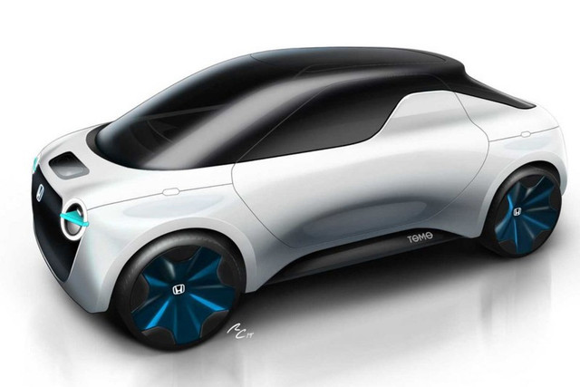 2019 - [Honda] Tomo Concept (Geneve) T2