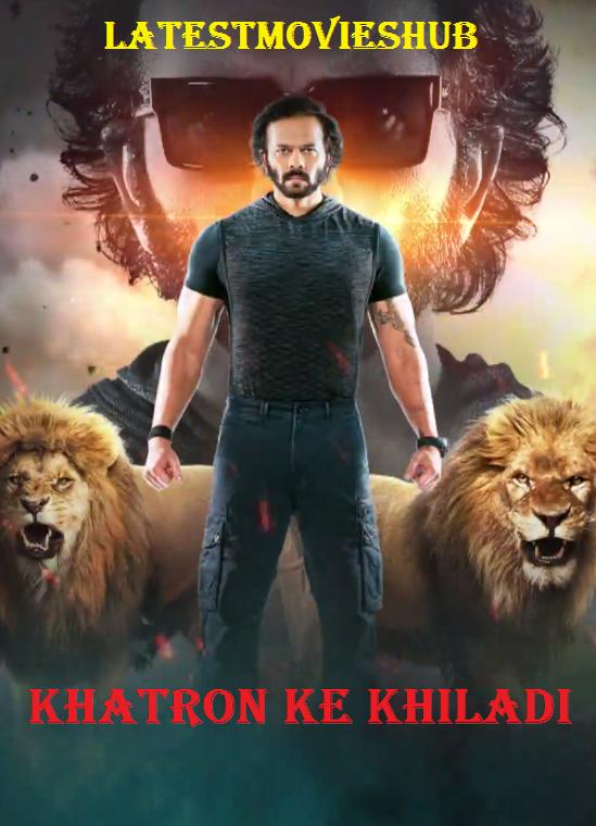 Khatron Ke Khiladi (2021) [Hindi DD5.1] Season 11 720p + 1080p WEBRip Download