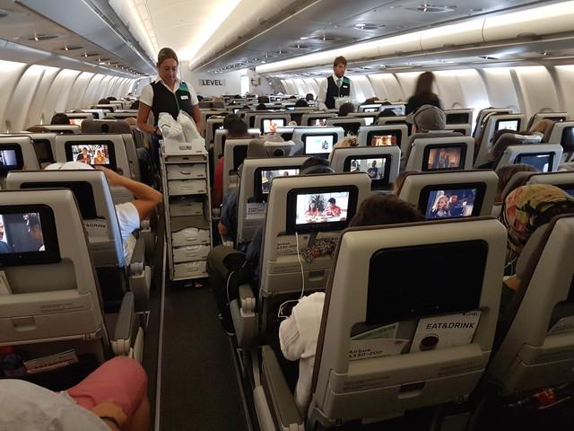Level Airlines Economy Class20