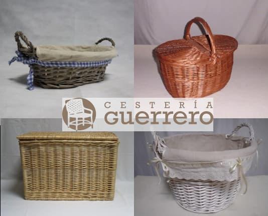 ¿No te convencen las cestas de mimbre que has visto en el Corte inglés, Amazon, Leroy Merlín, Ikea, Zara Home...? ¿Te gustaría comprar una preciosa cesta de mimbre 100% artesanal? Entra y decídete a comprar cestas de mimbre en Extremadura