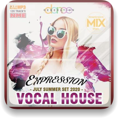 Expression Vocal House (2020) (MP3|320)