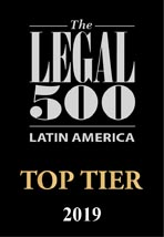 Legal 500: Bolivian TOP TIER Leading Law Firm