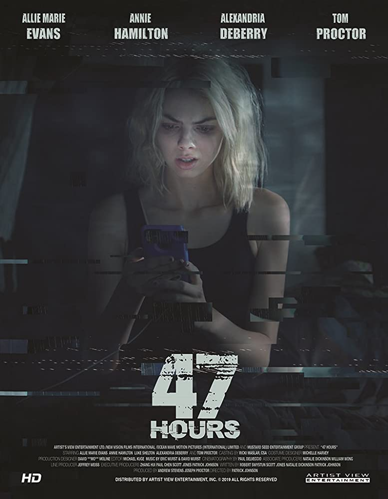 47 Hours to Live 2019 English 480p HDRip 300MB Download