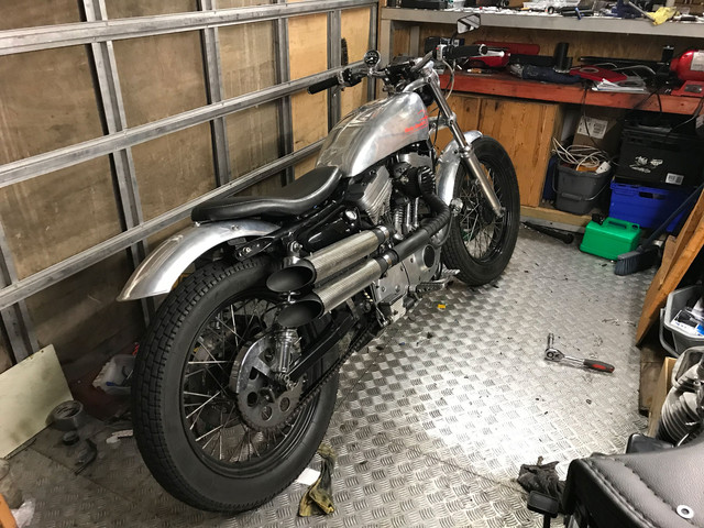 Cylinder and lifter caskets leaking  Blowby? - The Sportster