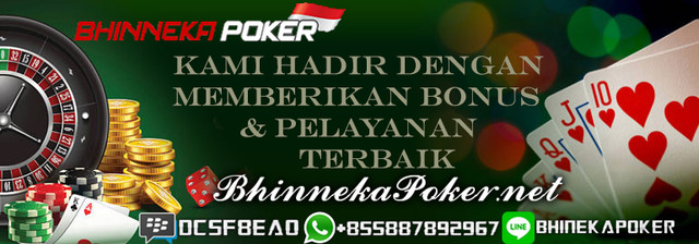 BhinnekaPoker.com | Agen Poker Online Terbaik dan Terpercaya New-4