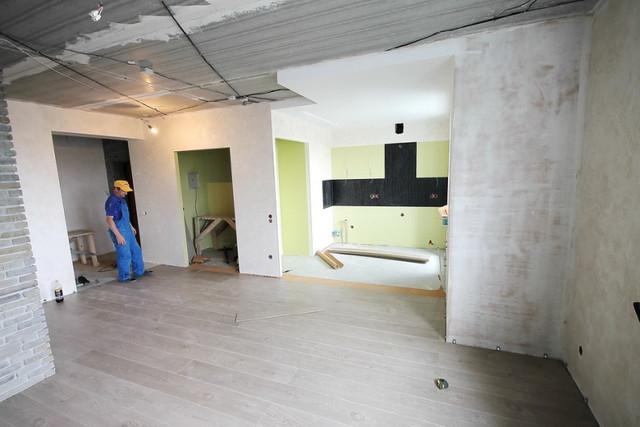ремонт квартиры под ключ на сайте фирмы АСК Триан