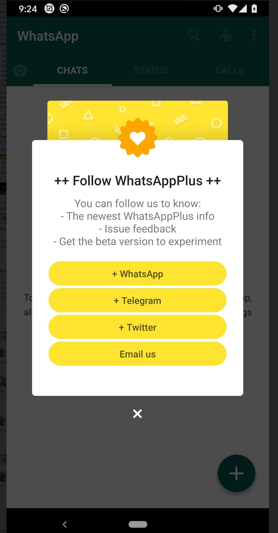 Whatsapp++APK Whatsapp Plus v17.50.0 4
