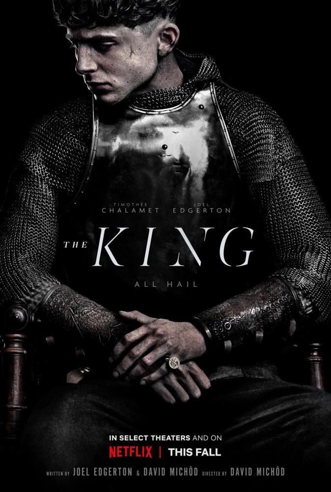 Смотреть Король / The King Онлайн бесплатно - История молодого английского короля Генриха V. Взойдя на престол в мрачные времена...
