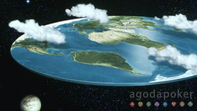 Disponsori Aplikasi Kencan Pendukung Teori Bumi Datar Ini Akan Terbang