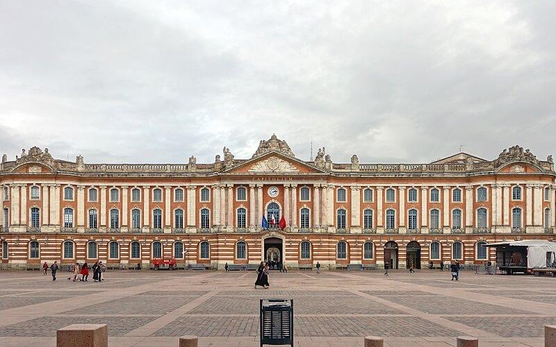 Toulouse city photo