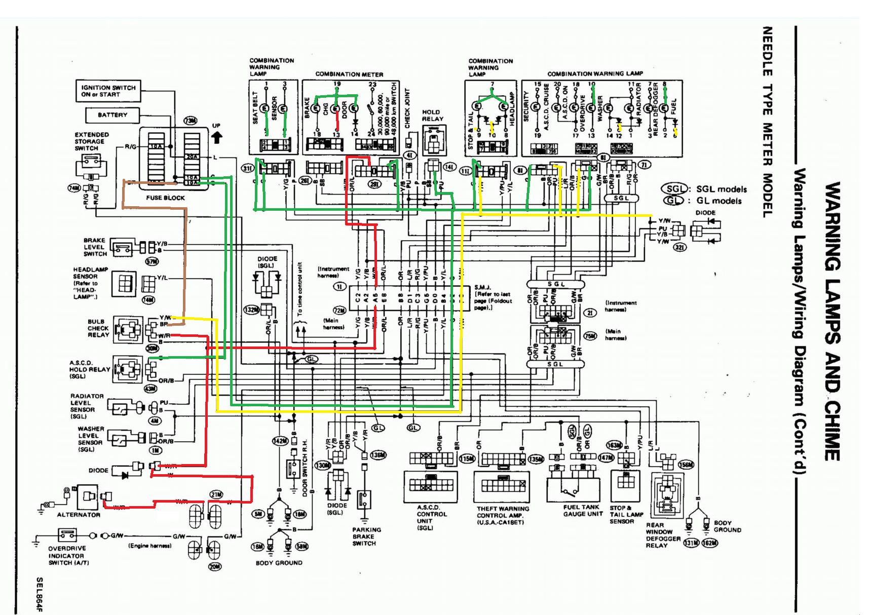Wiring Harness Additionally Ka24de Wiring Diagram On S13 Sr20det