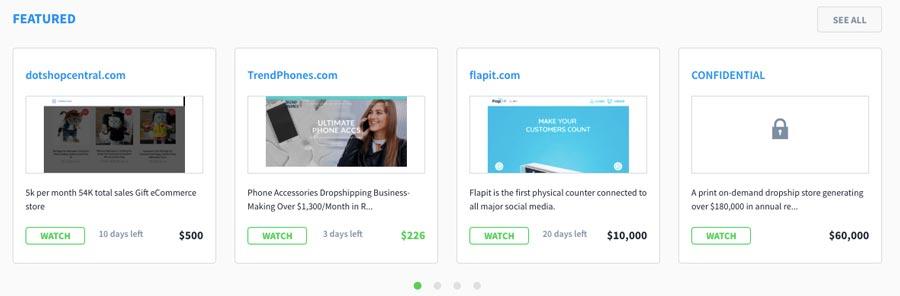 compre e revenda sites para ganhar uma grana online
