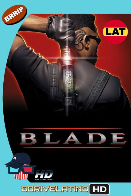 Blade (1998) BRRip 1080p Latino-Ingles MKV