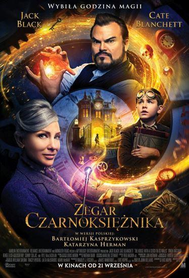 Zegar czarnoksiężnika / The House with a Clock in its Walls (2018) PLDUB.BDRip.XviD-KiT   Dubbing PL