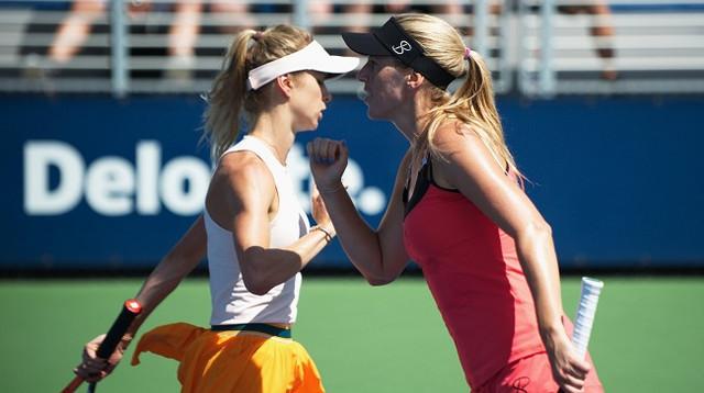 Савчук дебютировала в роли комментатора на WTA TV