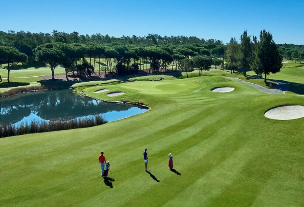 Golf Fry Club Sports Tournament