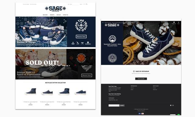 Sage Footwear